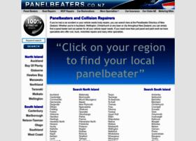 Panelbeaters.co.nz thumbnail