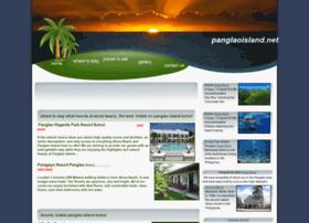 Panglaoisland.net thumbnail