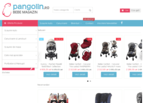 Pangolin.ro thumbnail