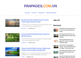 Panpages.com.vn thumbnail