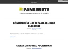 Pansebete.net thumbnail