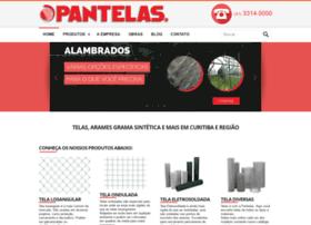 Pantelas.com.br thumbnail