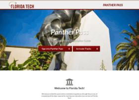 Pantherpass.fit.edu thumbnail