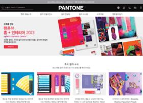 Pantone.kr thumbnail