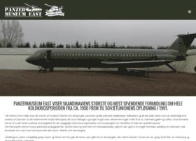 Panzermuseumeast.dk thumbnail