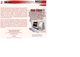 Pao2000.nic.in thumbnail