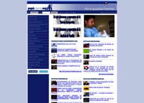 Papapresente.org thumbnail