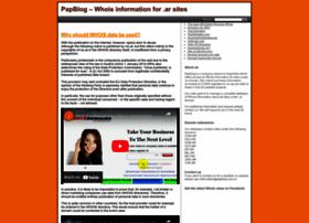 Papblog.com.ar thumbnail