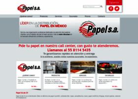 Papelsa.com.mx thumbnail