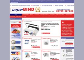 Paperbind.de thumbnail