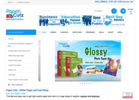 Papercutz.co.uk thumbnail