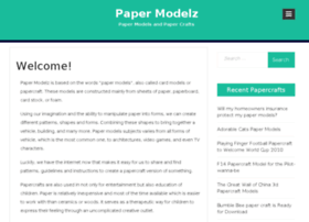 Papermodelz.info thumbnail