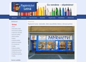 Papirnictviletna.cz thumbnail