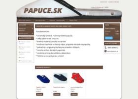 Papuce.sk thumbnail