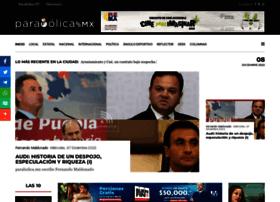 Parabolica.mx thumbnail
