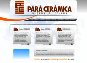 Paraceramica.com.br thumbnail