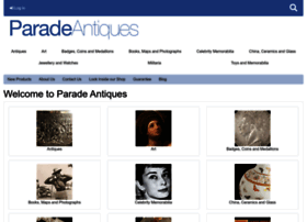 Paradeantiques.co.uk thumbnail