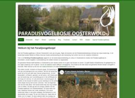 Paradijsvogelbosje.nl thumbnail