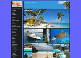 Paradise-islands.org thumbnail