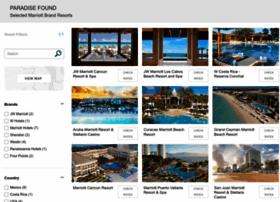 Paradisebymarriott.com thumbnail
