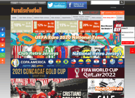 Paradisefootball.ru thumbnail