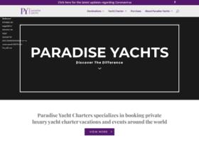Paradiseyachtcharters.com thumbnail