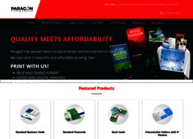 Paragonprinting.solutions thumbnail