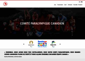 Paralympique.ca thumbnail