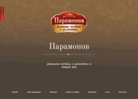 Paramonov60.com thumbnail