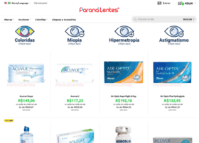 Paranalentes.com.br thumbnail