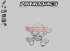 Paranoiacs.de thumbnail