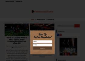 Paranormalmovie.co.uk thumbnail