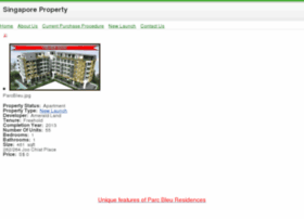 Parcbleuresidences.sg thumbnail