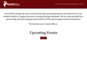 Parentwiser.org thumbnail