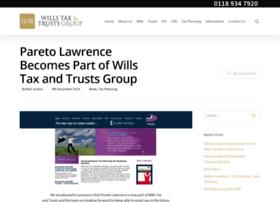 Paretolawrence.co.uk thumbnail