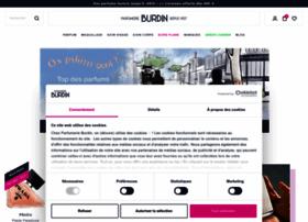 Parfumerie-burdin.fr thumbnail