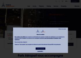Parisaeroport.fr thumbnail