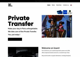 Pariscab-service.com thumbnail