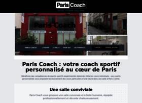 Pariscoach.fr thumbnail