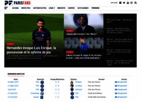Parisfans.fr thumbnail