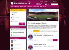 Parisfodboldhandbold.dk thumbnail