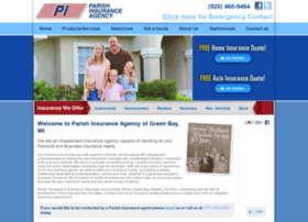 Parishinsurance.net thumbnail