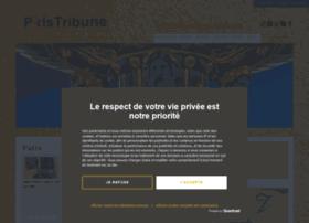 Paristribune.info thumbnail
