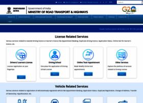 Parivahan.gov.in thumbnail