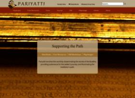 Pariyatti.org thumbnail