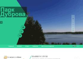 Park-dubrova.by thumbnail