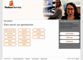 Parkeerservice.nl thumbnail