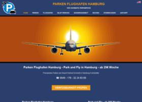 Parkenflughafenhamburg24.de thumbnail