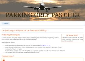 Parkingterminalorly.fr thumbnail