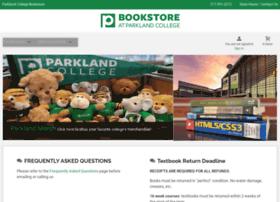 Parklandbookstore.com thumbnail
